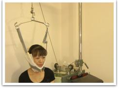 牽引治療器(首・腰)